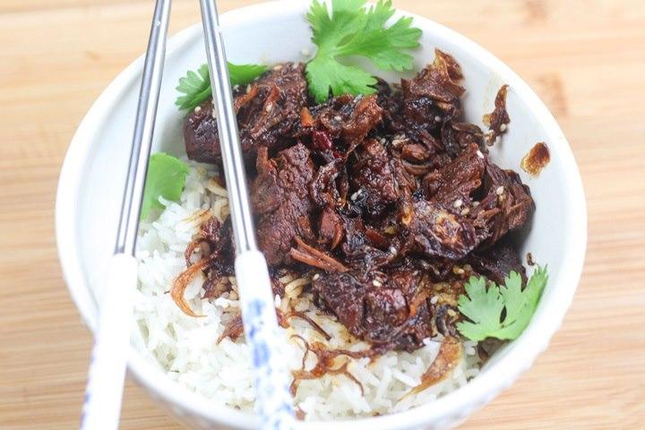 indonesisch draadjesvlees