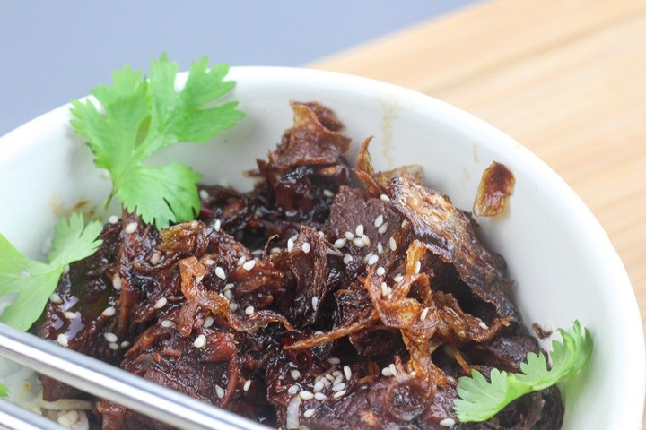 smoor daging recept