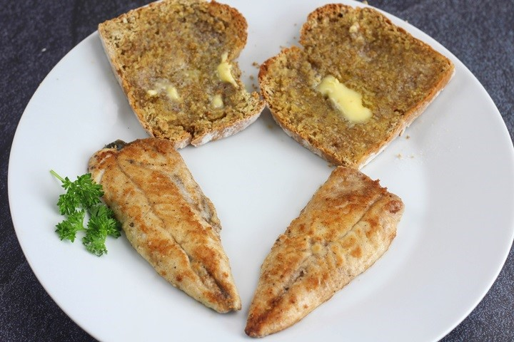 pan fry mackerel