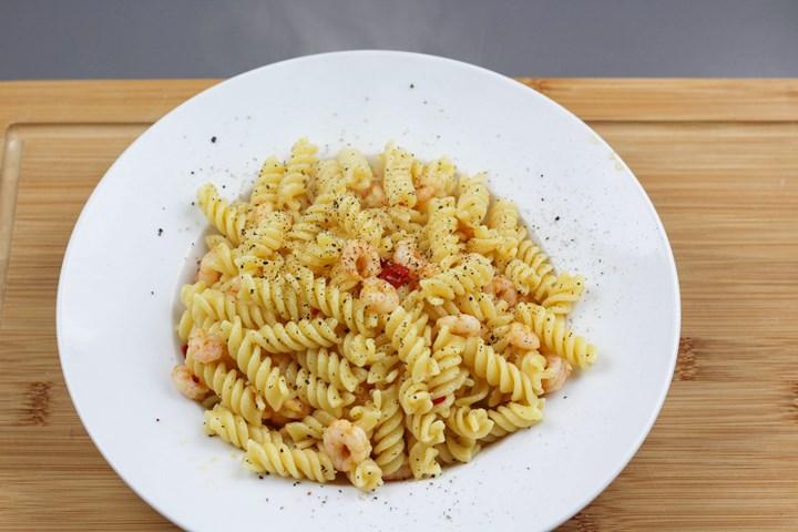 garlic shrimp pasta recipes