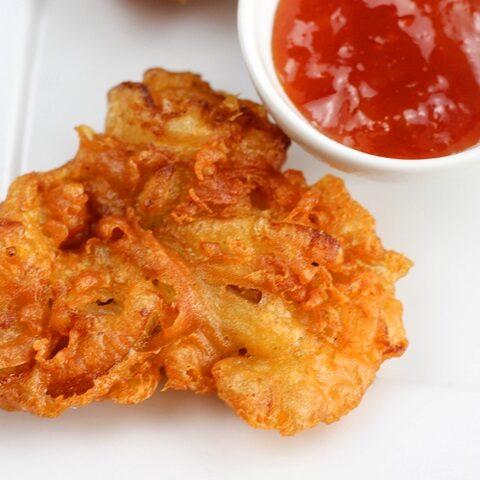 onion pakora