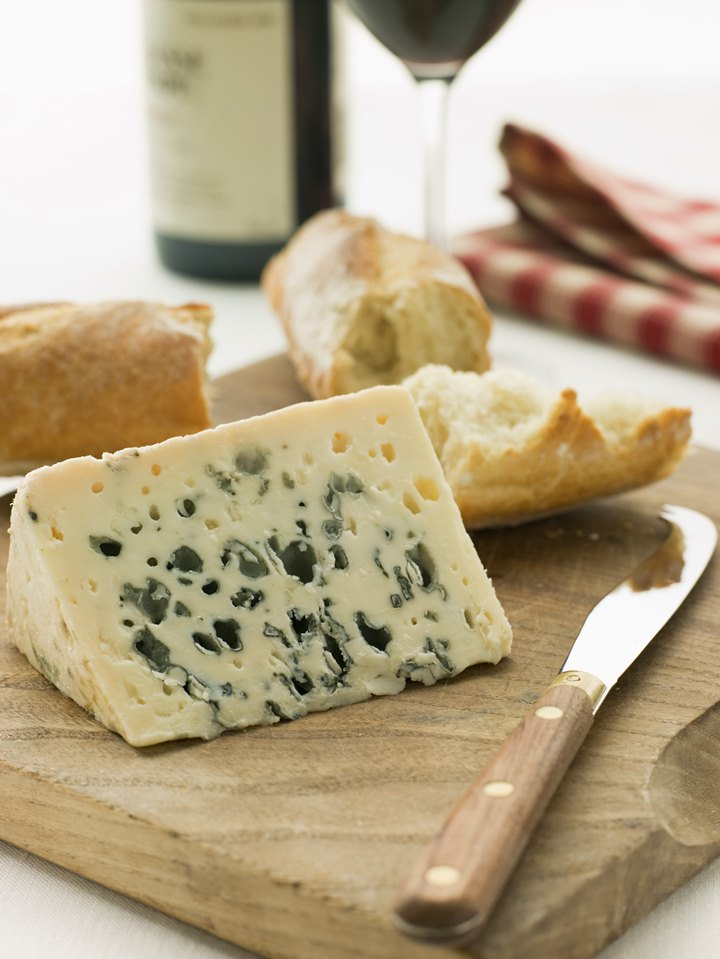 wedge of Roquefort