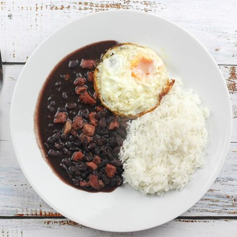 brazilian rice and beans
