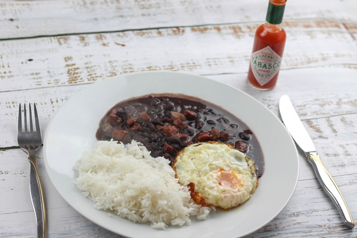 rice and beans brazilian