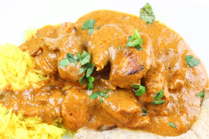 indian healthy butter chicken