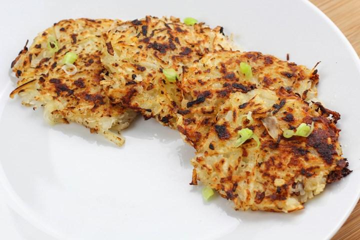 cheese onion patties