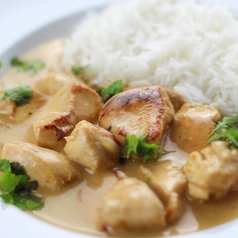 cream of chicken soup recipes with chicken