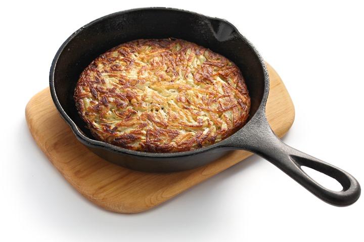rösti pancake