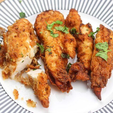 buttermilk marinated chicken