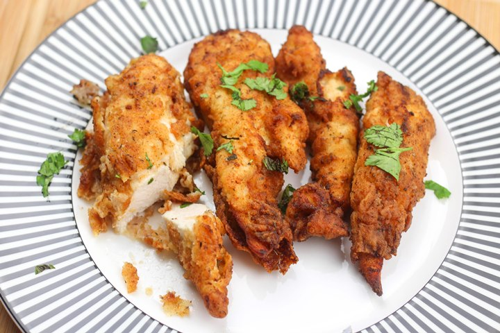 buttermilk marinated chicken