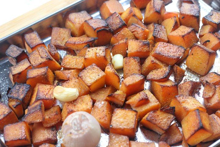 roasted squash