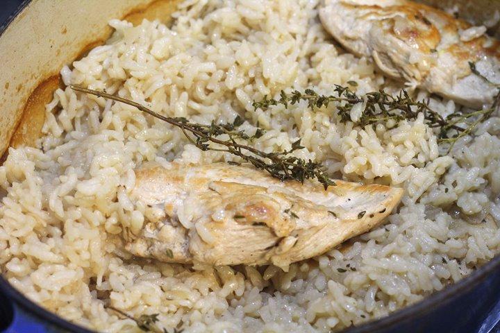 creamy risotto recipe