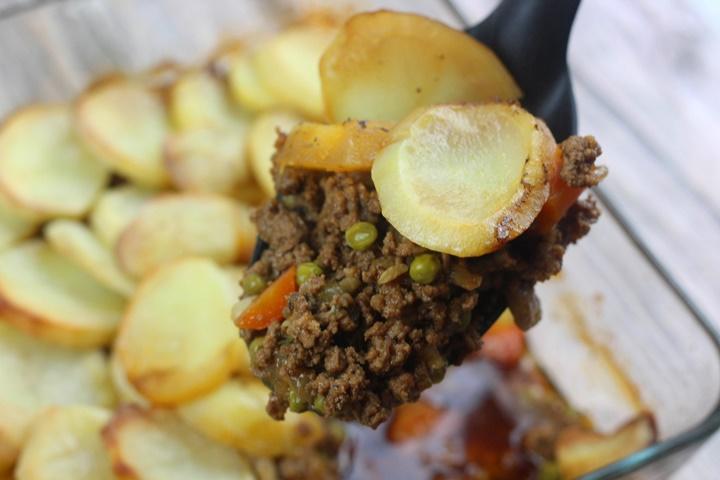 recipe beef hotpot