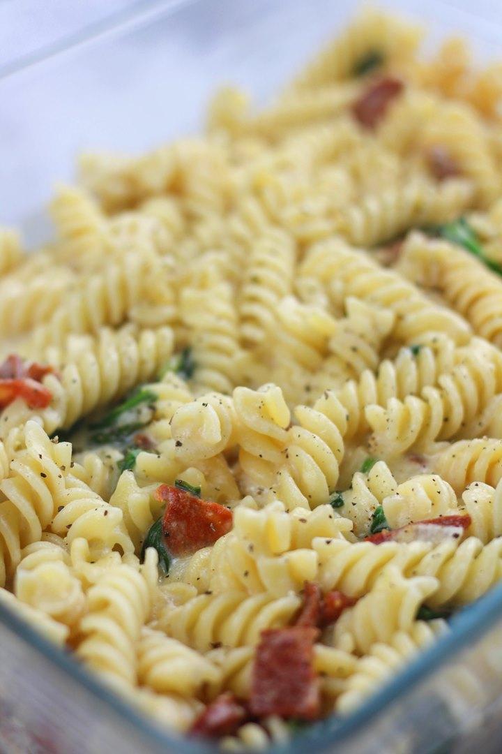 chorizo pasta sauce