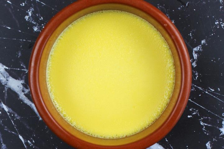 crème brûlée custard