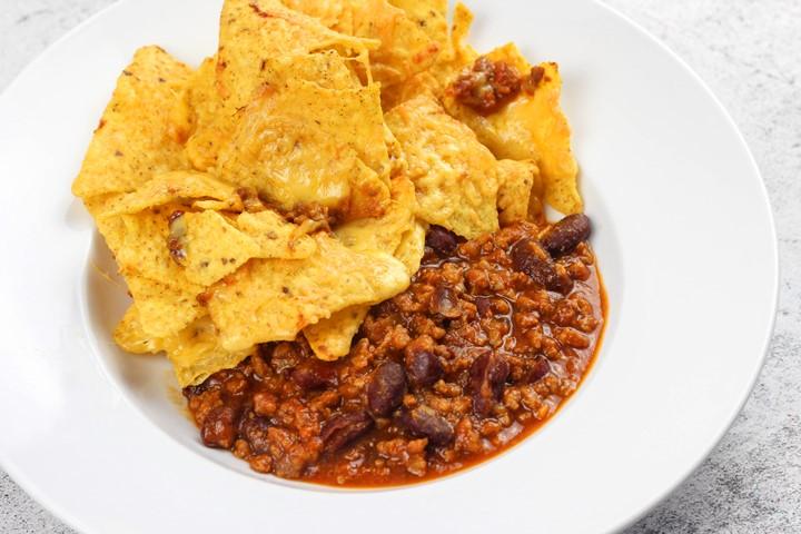 chilli with nachos