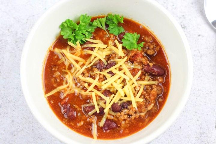 Instant Pot Chili Con Carne