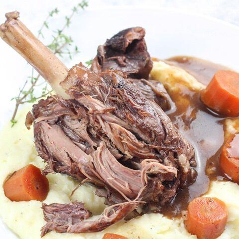 instant pot lamb shank