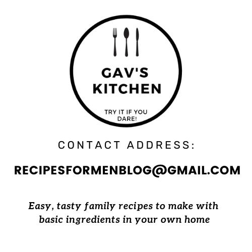 contact gav's kitchen