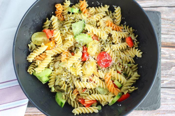 cucumber salad italian dressing