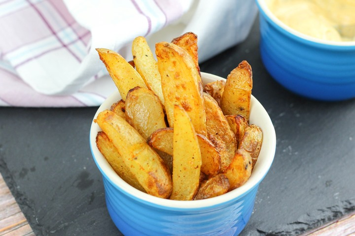 air fryer chunky chips