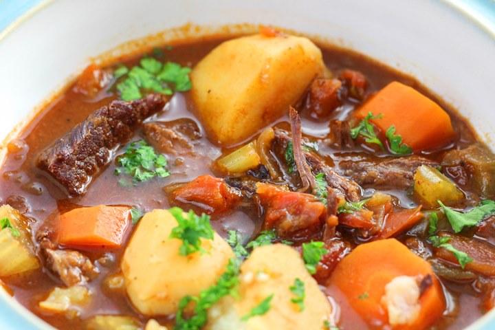 receta goulash