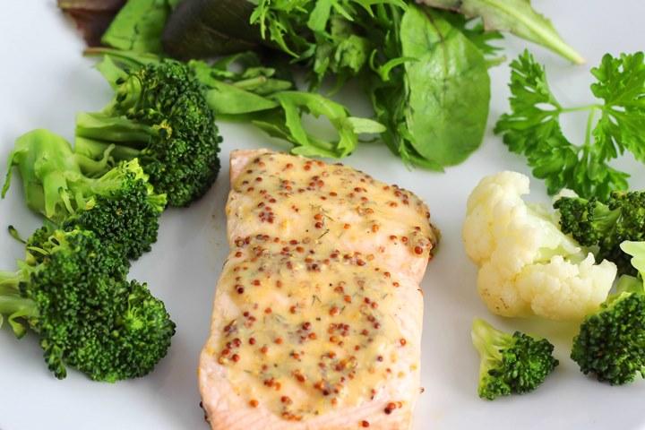 salmon weight loss recipe