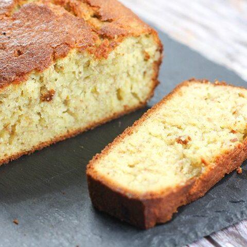 pistachio banana cake